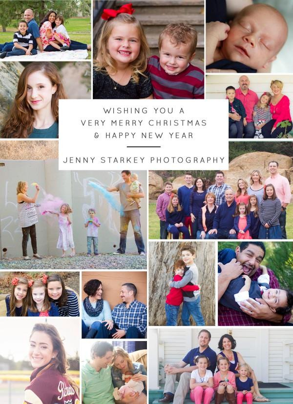 2014 Front Studio Christmas card